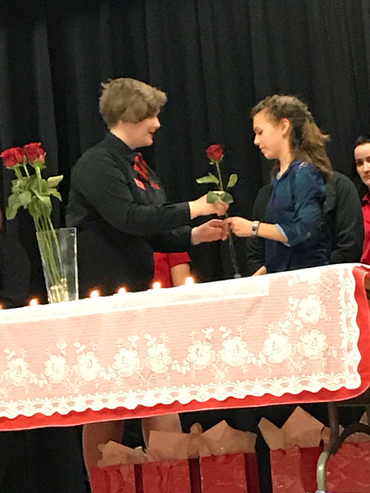 AMHS hosts District FCCLA elections and STAR events