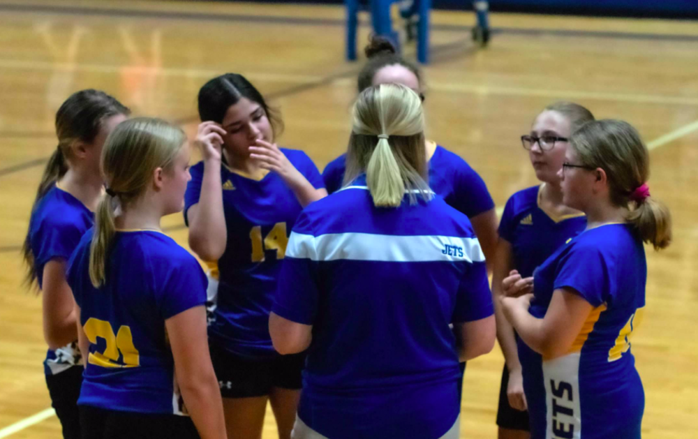 AMMS Volleyball 09/30/2019