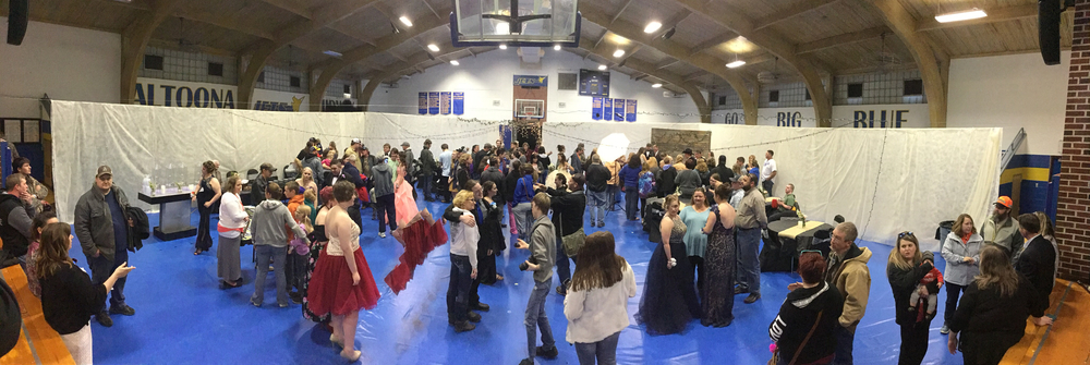 Altoona-Midway High School 2018 Prom