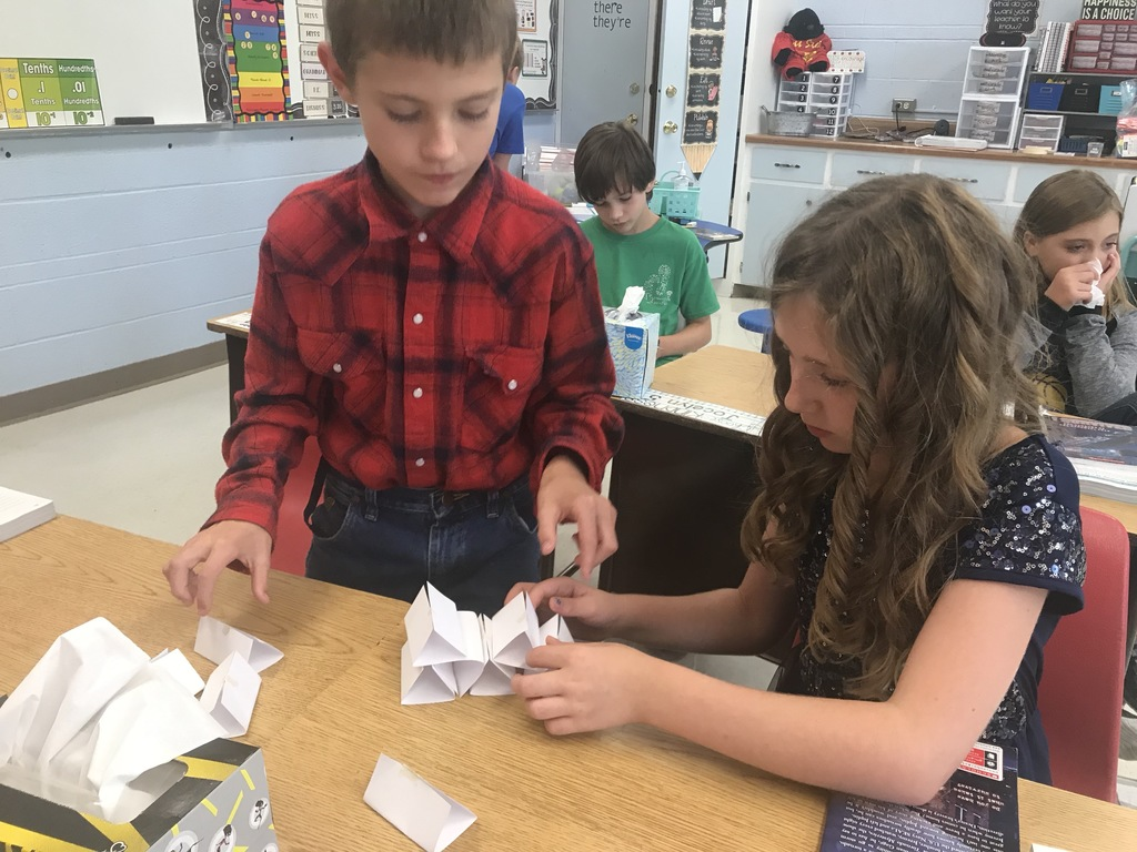 4th Grade Engineering  Experiments