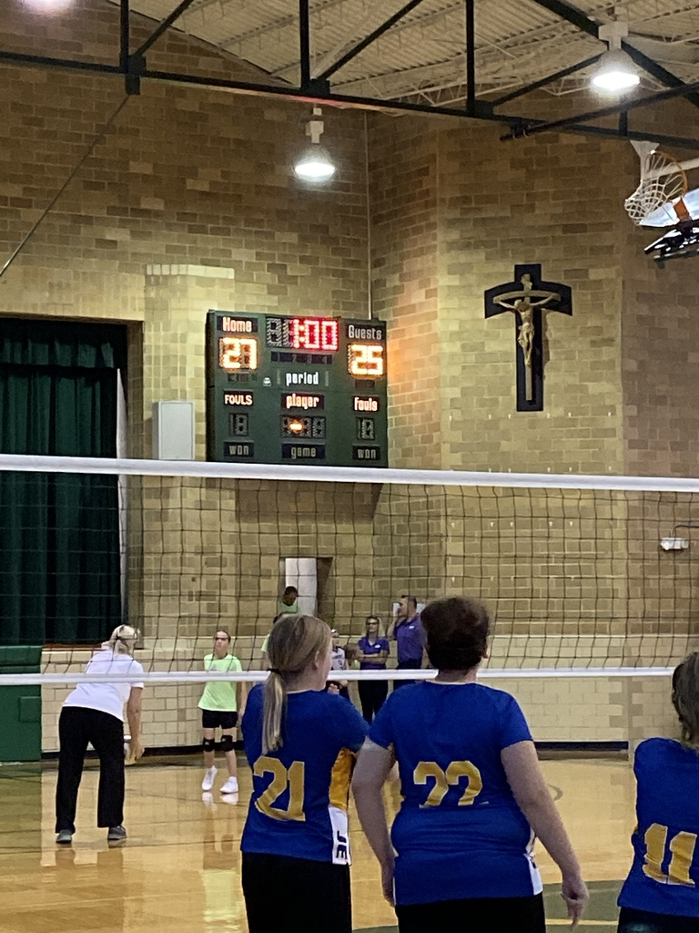 Winning the first games against St Paul.