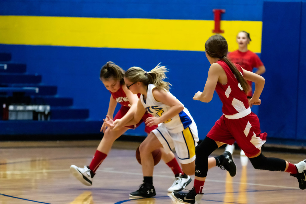Ava Hufford MS vs Flinthills