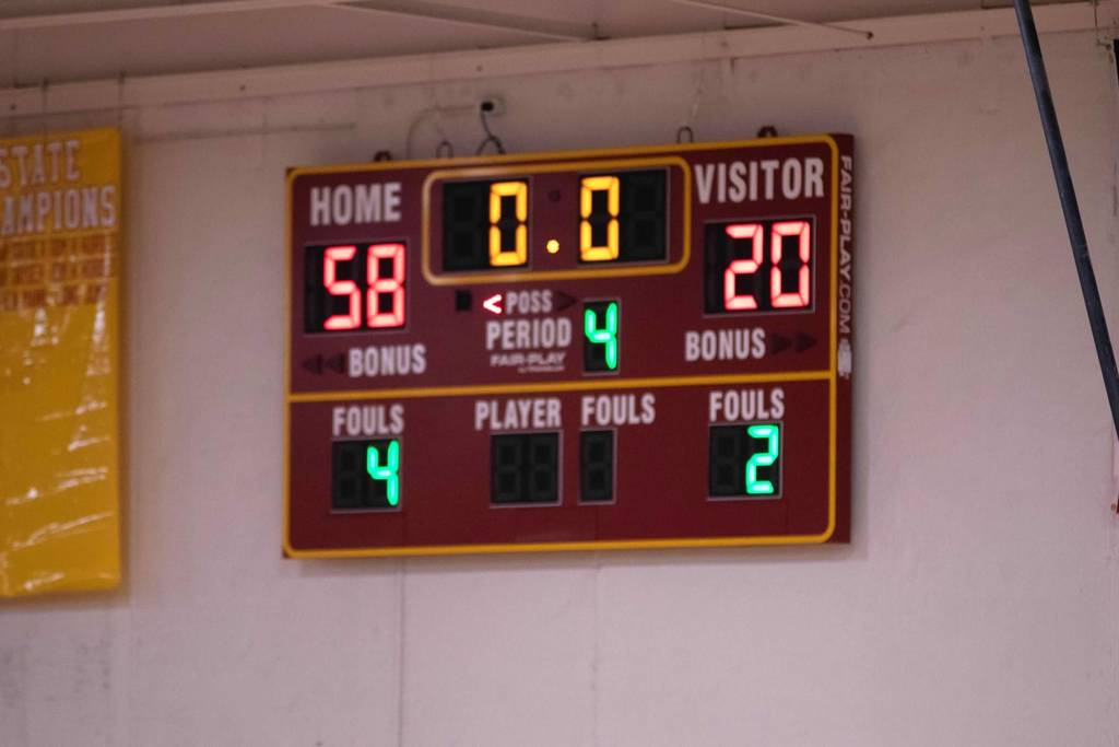 2-21-2020 AMHS Girls BB