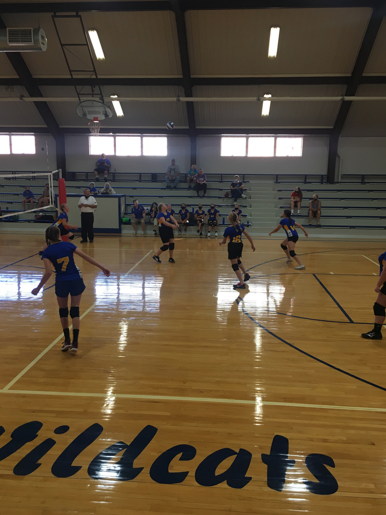 MS VB at Yates Center